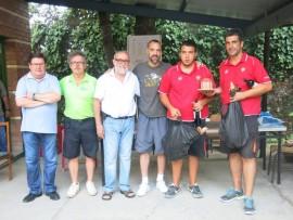 El Club Petanca La Mitjana de Pardinyes aplega 48 dupletes al Torneig Interclubs.