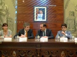 El conseller Espadaler presideix la reunió anual de Junta Local de Seguretat de Solsona.