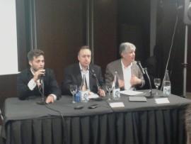 """Juan Carlos Girauta: """"No consentirem que ETA ens doni lliçons sobre com millorar la democràcia""""."""