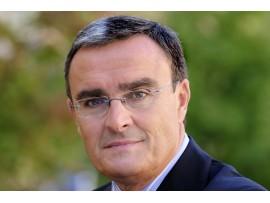 L'alcalde Àngel Ros, col·legiat d'honor pel Col·legi Oficial d'Enginyeria Informàtica de Catalunya.