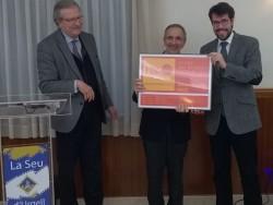 La Seu d'Urgell traspassa a Granollers la nominació 'Ciutat del Bàsquet Català'.