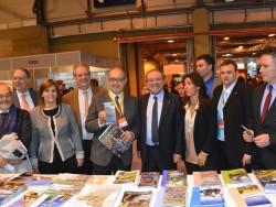 La Diputació de Lleida promocionarà les rutes 'Perseguits i salvats' a França, Bèlgica, Polònia, Uruguai i Israel.
