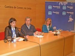 Dolors López proposa un fons extraordinari a la Paeria per ajudar a les famílies sense recursos.