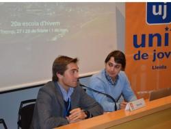 Oriol Gil retreu a ERC i ICV que no poden donar lliçons i afirma que UJ decidirà el seu propi full de ruta.