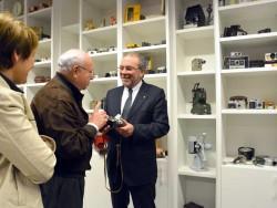 Reñé inaugura l'Espai Porta, una exposició permanent que permet conèixer la Lleida del segle XX a través de la fotografia.