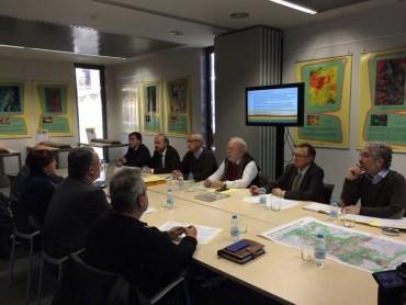 Conveni de col·laboració entre l'Associació Geoparc Conca de Tremp-Montsec i l'ICGC.
