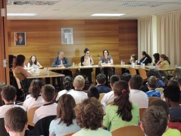 1a Sessió del consell d'infants de Tremp
