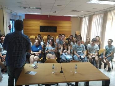 Els joves coneixen la geologia del Pallars Jussà