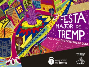 Ja es prepara la festa major de Tremp