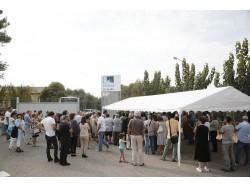 Inaugurat el nou espai museïtzat de la central de Talarn