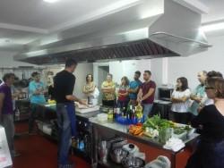 Els cuiners pallaresos aprenen com innovar amb productes tradicionals i de proximitat