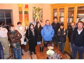 Visita dels cellers pallaresos a la Toscana