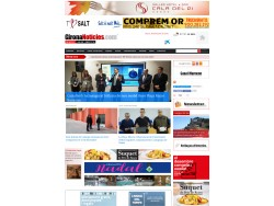 GironaNoticies.com clou l'any amb rècord de visites