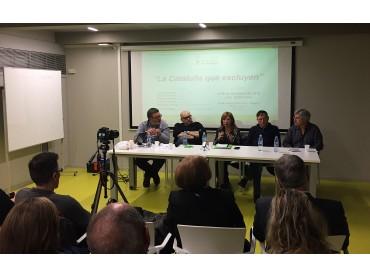 Exclosos dels mitjans de Catalunya demanen tenir veu a l'espai públic com a catalans en igualtat de condicions