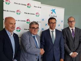 CaixaBank, patrocinador principal de la Fira de Lleida